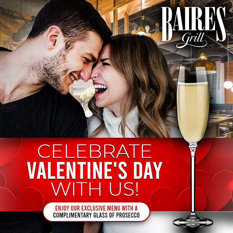 Valentines at Baires Grill